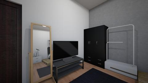 Kamar 4 - Modern - Bedroom - by Farhan Herjanto
