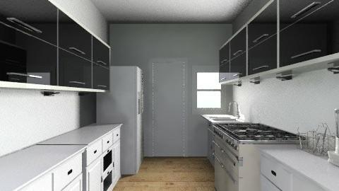 cocina - Minimal - Kitchen  - by lalos