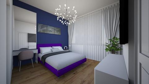 Maria Medvedeva - Bedroom  - by starlity319
