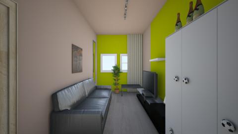 k - Bedroom - by Kataszabo