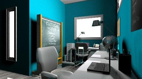 Office - Office - by cgrace119