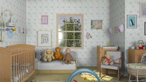 Children's room - Classic - Kids room  - by milyca8