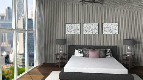 Bedroom - Modern - Bedroom  - by Manda0014