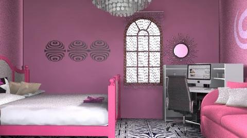 awesomeness - Glamour - Bedroom - by anniebannanie