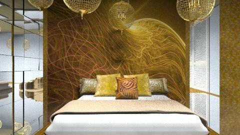 me - Eclectic - Bedroom  - by elbasha_elbasha49