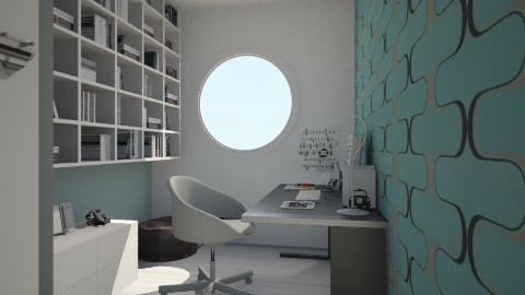 office Nakagi Capsule - Office  - by miadesign