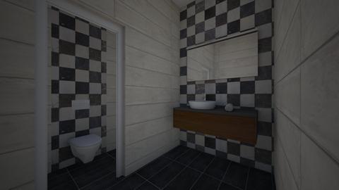 grigoris cooffe brand - Bathroom  - by naanaatoo