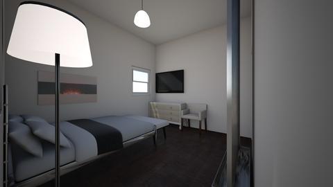 My New Room - Modern - Bedroom  - by lovecarley