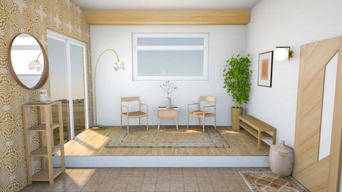 Office - Living room  - by anniesherlock