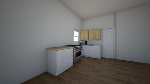 Kitchen layout1 - Kitchen  - by huynha