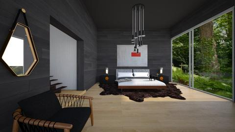 tranquillity - Modern - Bedroom  - by kitty