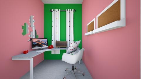catie - Office  - by Clemke34