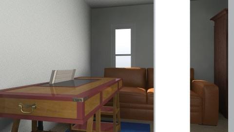 TEST bedroom 2 - Classic - Office - by allijwolf