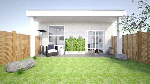 patio - by s_ku
