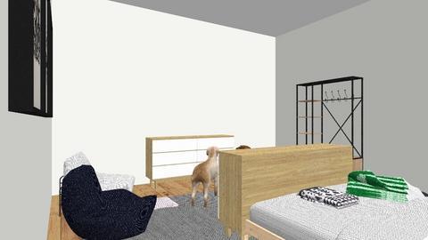 dream bedroom - Modern - Bedroom  - by jessstewart722