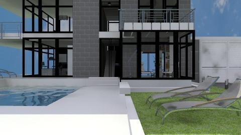 Modern house - Modern - by XValkhan