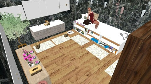 my dream bathroom - by irish15