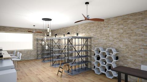 koop - Modern - Office  - by anasaris