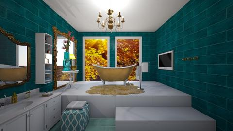 bathroom - Classic - Bathroom  - by Audrey17