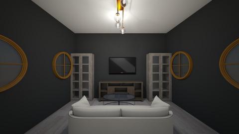 Jackaylas balanced room - Living room  - by JackaylaC