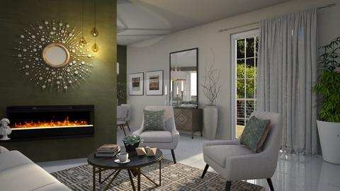 Take 5 - Modern - Living room  - by Claudia Correia