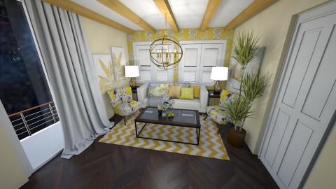 salotto 1 - Glamour - Living room  - by pietrosavaro300