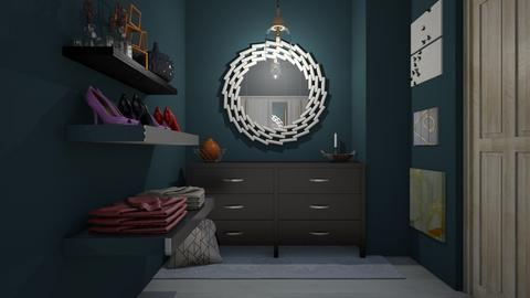 Walk in Closet - Classic - Bedroom  - by aschaper