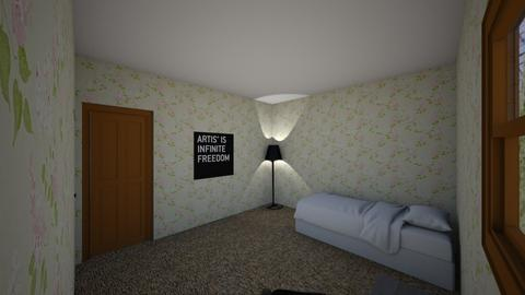my room - Bedroom - by WillSmith089