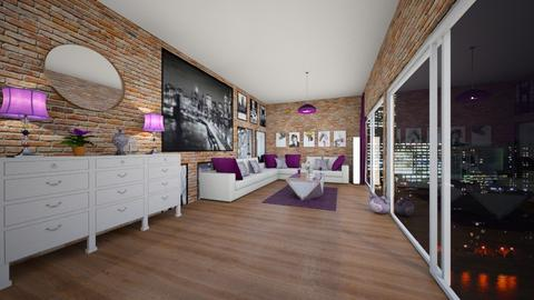 apartment living - Living room - by block44
