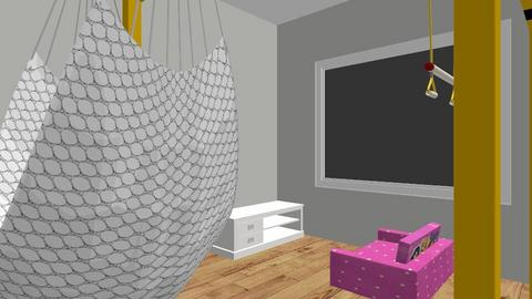 xtra room - Eclectic - Kids room  - by Gregheylen