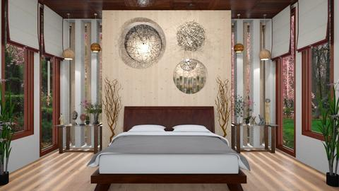 Peaceful Slumber - Bedroom  - by Amyz625