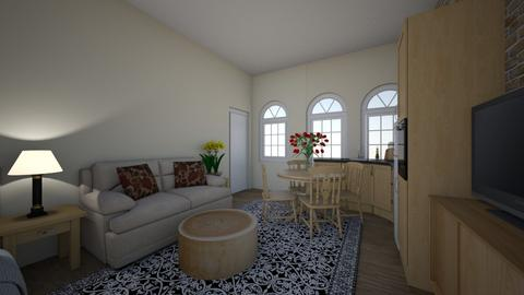 HOME - Living room - by lpetrova96
