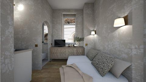 Casa394LivingArea - Feminine - Living room - by nickynunes