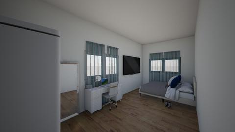 Lana Room 28 - Modern - Bedroom  - by Lan_santoyo