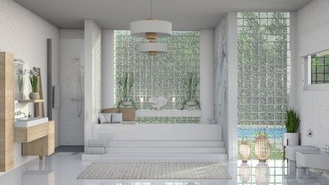 Luxury Bath - Bathroom  - by bigmama14