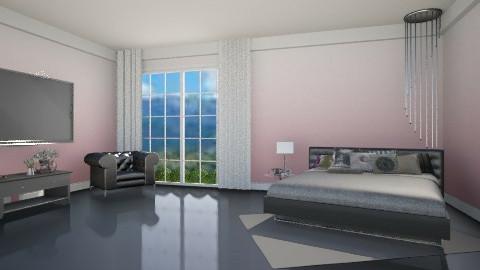 (: - Bedroom  - by mydogdory