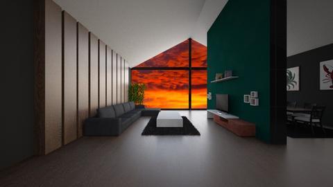 Nordic Modern - Modern - Living room  - by sfurkan