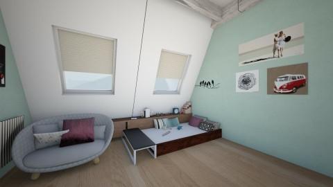 habitacion - Bedroom  - by marta_126
