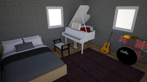 Izzys weird house  - Modern - by mvella