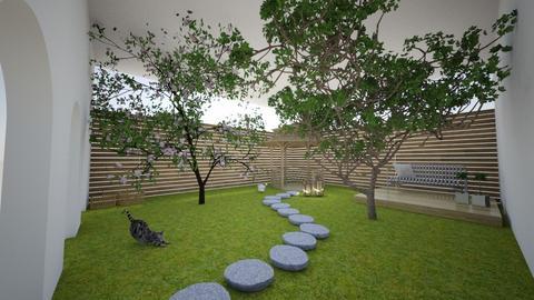 Botanical Garden - Feminine - Garden  - by evabarrett