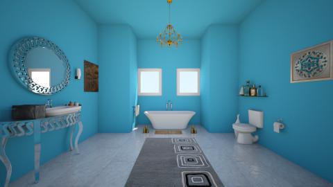 Bathroom - Bathroom - by Ginaschia