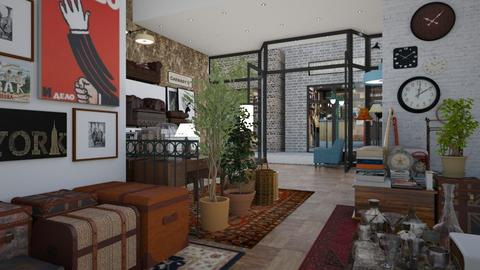 Bits and Bobs Vintage Shop - by indira Massekele