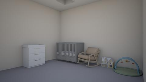 Nursery - Classic - Kids room  - by Sophia2011