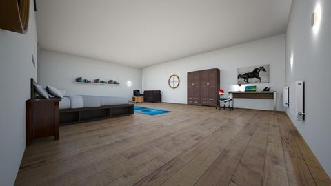ttando9870 - Modern - Bedroom  - by ttando9870