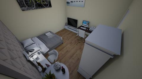 le minh  tuan - Modern - Bedroom  - by letuan01