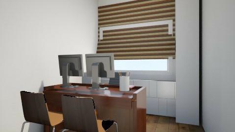 office amir - by jasminh2000