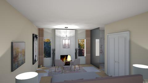 Blurry Bedroom - Bedroom  - by LSDESIGNS