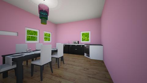 TheMKitchen - Modern - Kitchen  - by xxxItsDesignerGirl