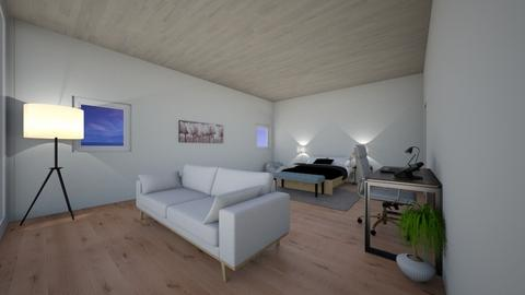 Teenage room - Modern - Bedroom  - by Planto