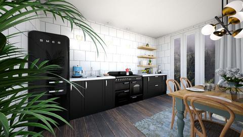kitchen - Kitchen  - by kazkasia32